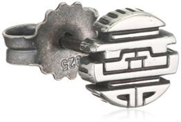 Caï Herren-Ohrstecker Japanese Vintage 925 Silber-C4215E/90/00/