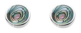 Dew Damen-Ohrstecker Silber Koralle mehrfarbig 3060PA