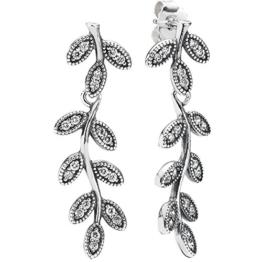 Pandora Ohrhänger Funkelnde Blätter