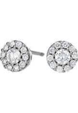 CHRIST Diamonds Damen-Ohrstecker 585/K12 585er Weißgold Brillanten Brillanten zus. ca. 0,30 ct. One Size, weißgold -