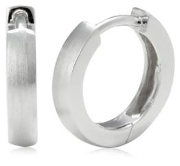 MTS Creole, 925 Sterling-Silber, rhodiniert mattiert  Nr. HS00016 -
