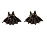 gothic Ohrhänger Fledermaus Ohrring punk -
