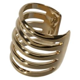 Thomas Sabo Ohrklemme Silber vergoldet EC0002-413-12 -
