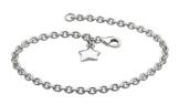 Dew Damen Armband Silber 18 cm 7C07HP -
