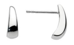 Dew Damen-Ohrstecker 925 Silber - 4039HP -