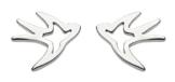 Dew Damen-Ohrstecker Silber 4045HP -