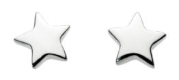 Dew Damen-Ohrstecker Silber 4054HP -