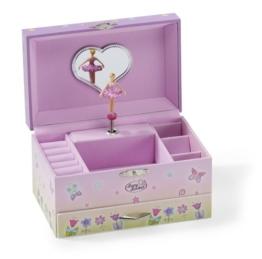 Fee Schmuckkästchen - Rosa Spieluhr für Kinder - Lucy Locket -